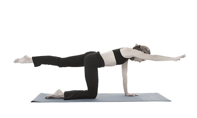 Ejercicios Pilates recomendados para la Escoliosis