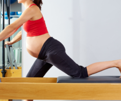 El método Pilates durante el embarazo