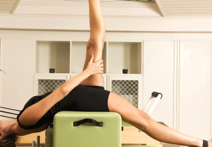 Cómo mejorar el acortamiento del psoas con  Pilates