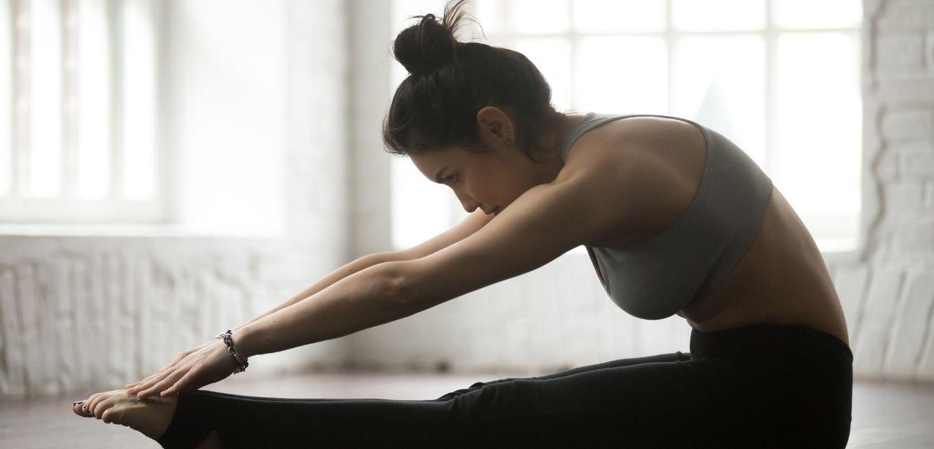 Los clásicos de Pilates: The spine strech