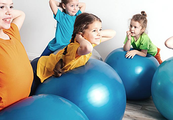 11 beneficios de Pilates para los niños