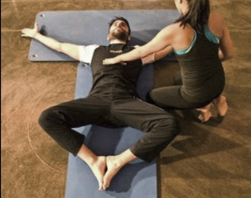La respiración en la práctica del Stretching Global Activo SGA