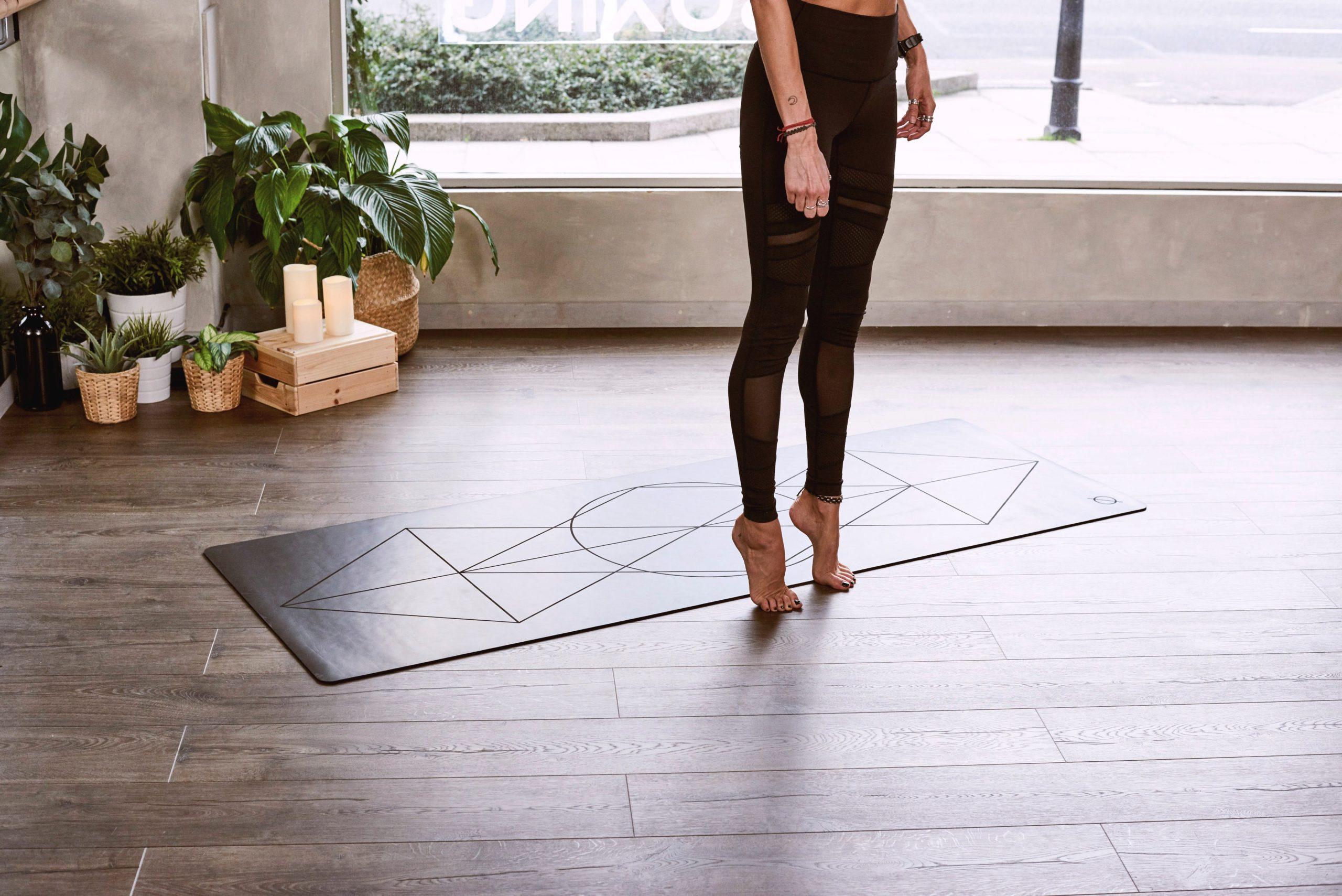 Pilates de pie: Entrenando la propiocepción